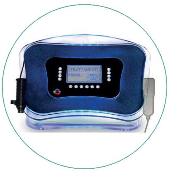 Elettroporazione Transdermica